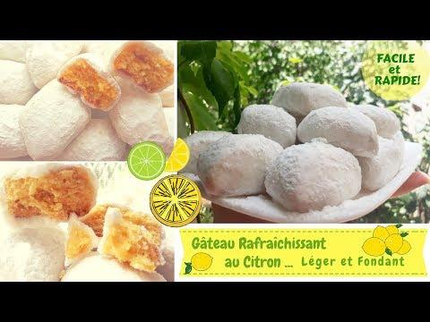🍋-boussou-la-tmessou-sans-oeufs-🍋gateau-fondant-au-citron-rafraichissant-بوسو-لا-تمسّو-🍋