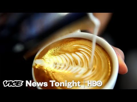 Half Of The World's Coffee Could Be Gone By 2050 (HBO)