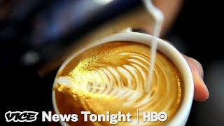 The End of Coffee  VICE News Tonight on HBO (Full Segment)
