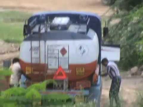 Indian Oil Bijwasan Depot, New Delhi (Diesel Theft) DL-1G-C-3606