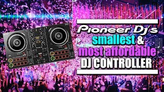 Pioneer DJ's Smallest and Most Affordable DJ Controller | DDJ-200
