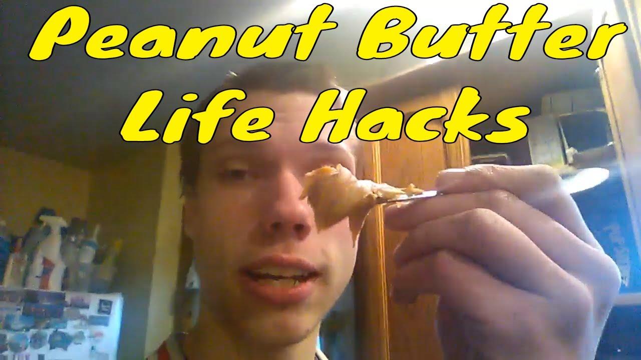 Peanut Butter Life Hacks Compilation!