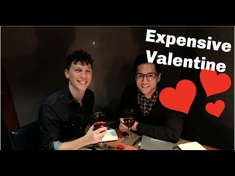 6,000 Php EXPENSIVE GAY Valentines Date!!
