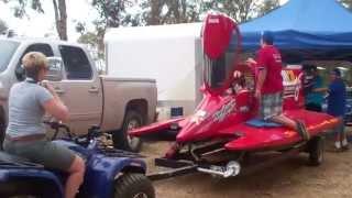 National  Formula 1  boat races Wagga Wagga