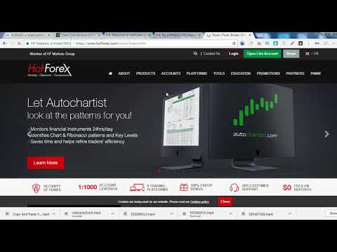 Opening Account With a Forex Broker - HOTFOREX