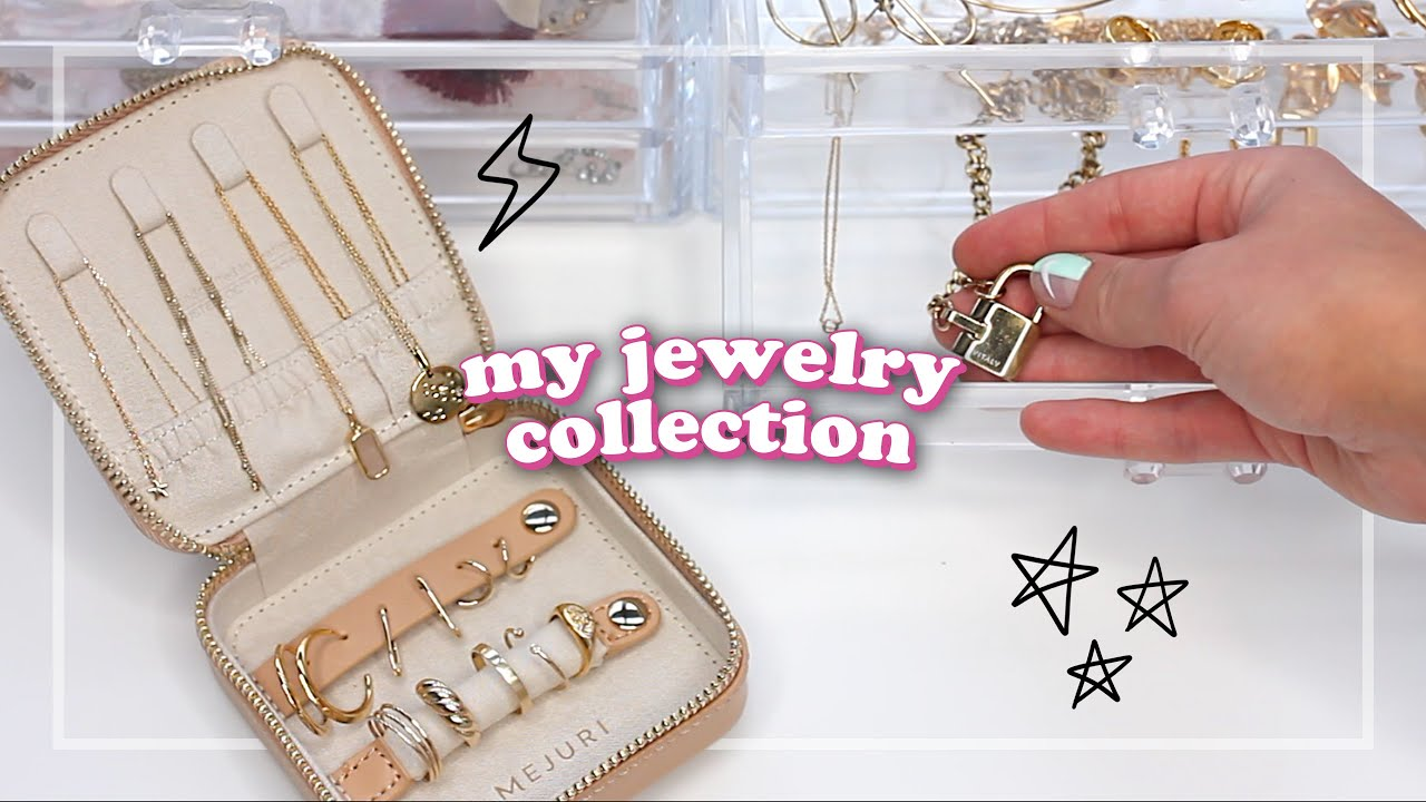 My Jewelry Collection Most Worn Pieces Storage Fave Brands