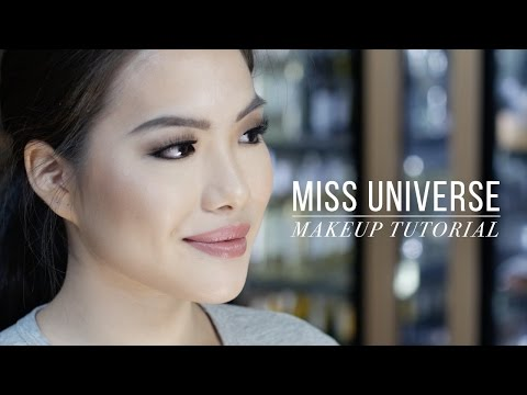 WATCH: Miss Universe makeup tutorial