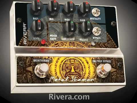 metal shaman distortion pedal played by premier guitar best metal pedal youtube. Black Bedroom Furniture Sets. Home Design Ideas