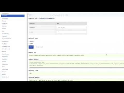First API Explorer Call - YouTube