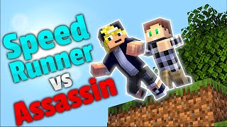 """Minecraft Speedrunner vs. Assassin"" w/Roponen"