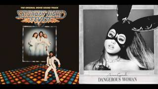 Stayin' Into You - The Bee Gees & Ariana Grande Mashup