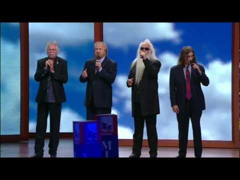 The Oak Ridge Boys Sing Amazing Grace At RNC