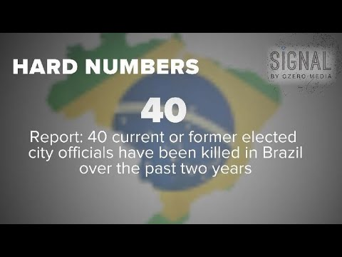 Global hard numbers: Saudi age gap, Brazil deaths and more