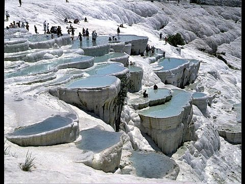 Pamukkale , Turkey | Visit Pamukkale documentary | Pamukkale Compilation Travel Videos Guide