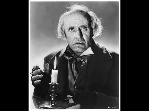 Alistair Sim CBE (1900-1976) character actor