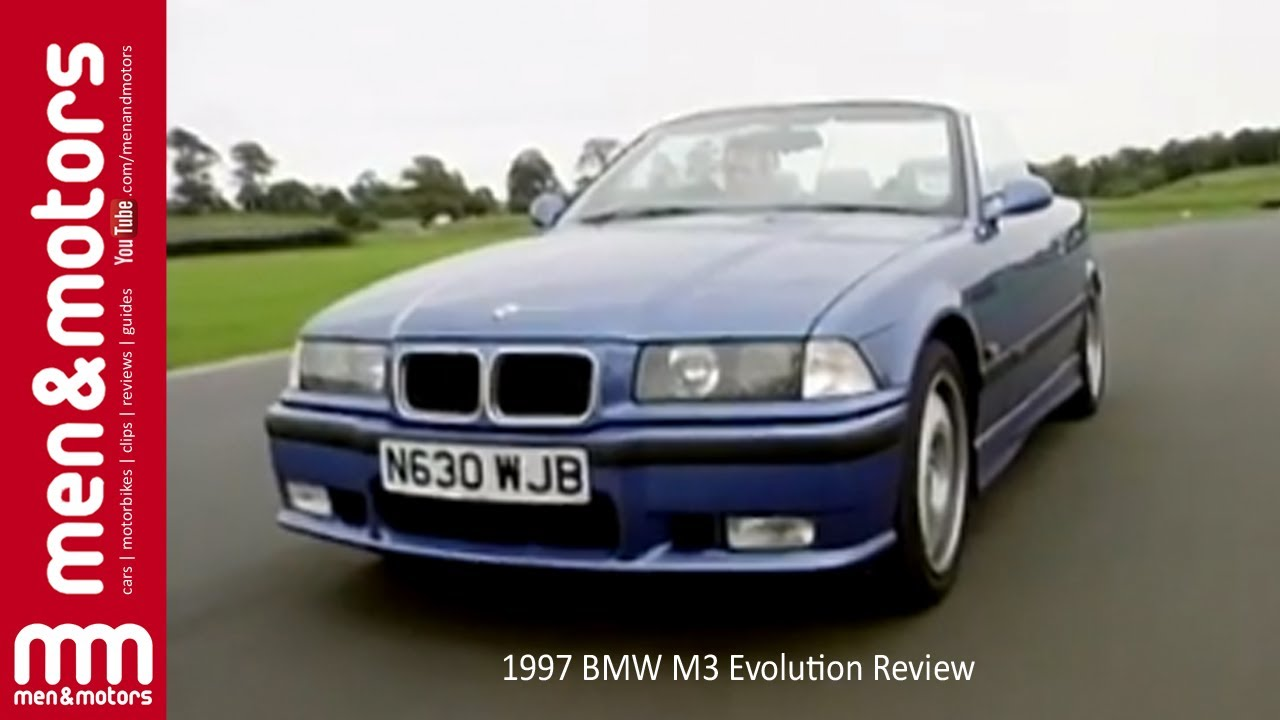 BMW M Evolution Review YouTube - 1997 bmw m3 convertible