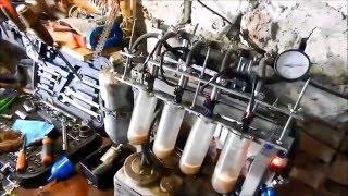 Тест форсунок без снятия с двигателя. Ремонт Лада Приора.