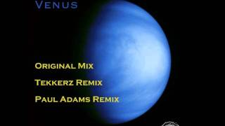 Craig Bradley - Venus (Tekkerz Remix) OUT NOW!!!