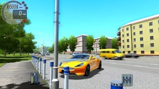 City Car Driving 1.5.0 Gameplay PC - Aston Martin Virage - 1080p GTX 980