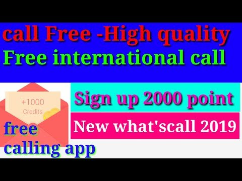Call free intrnational calling Global calls new app 2018-2019||Urdu/Hindi