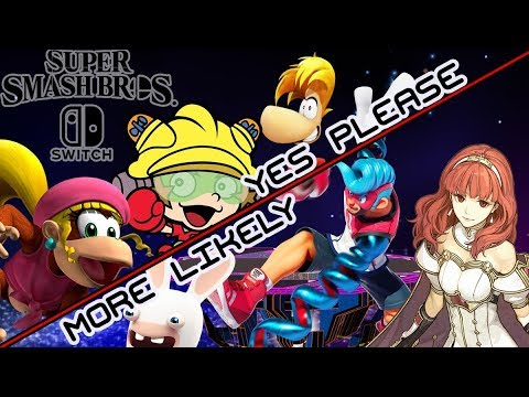 My Top 5 Most Wanted & Most Expected Smash Bros. Ultimate ...