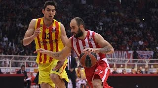 At the end of a dramatic fourth quarter that featured nine lead changes and six ties, georgios printezis played role hero again with three-pointer o...