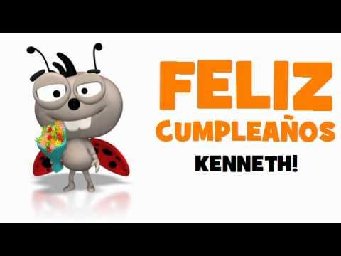 FELIZ CUMPLEA�OS KENNETH!