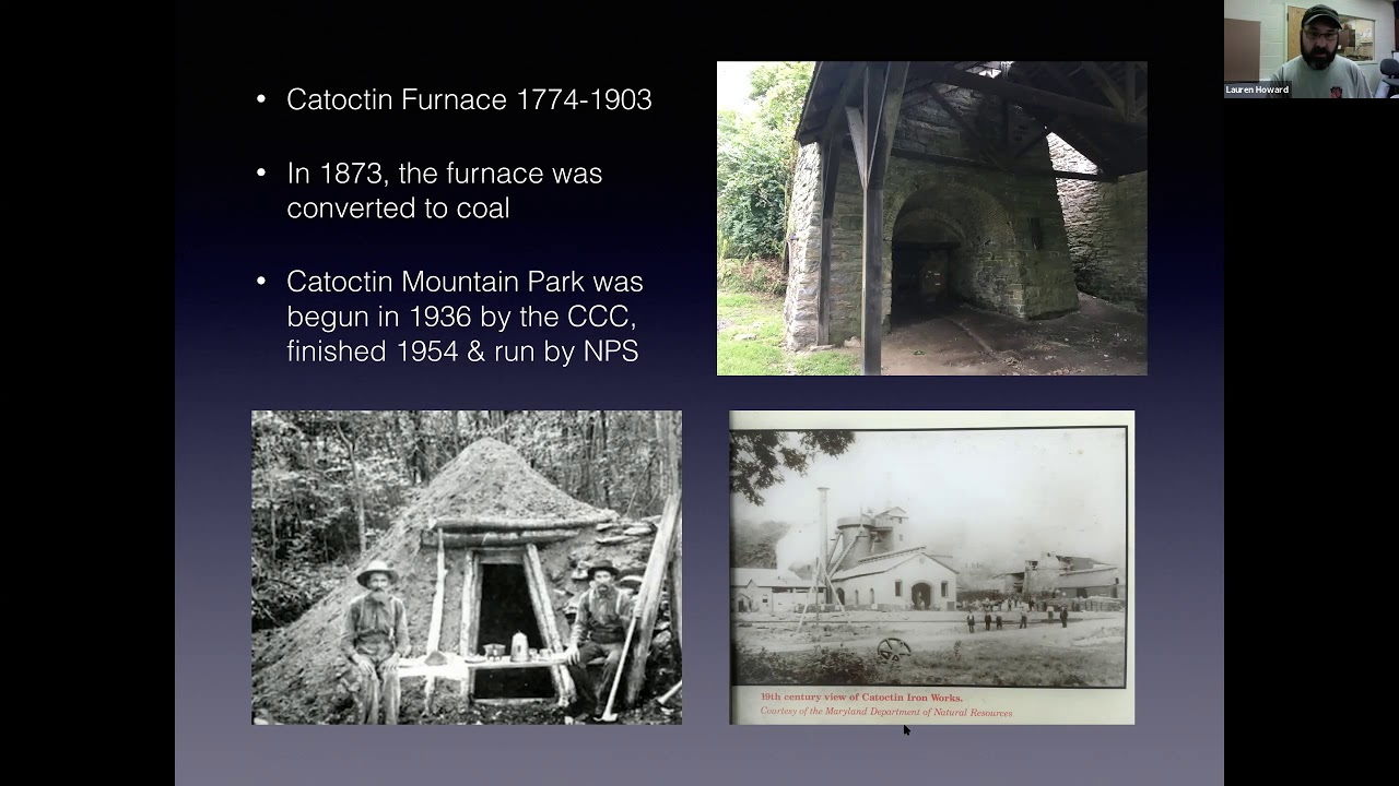 Webinar: Investigating the Fire History of Western Maryland