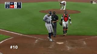 Yankees 10 Greatest Home Run Moments of 2020