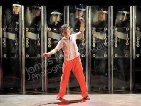 Michael Dameski, Australian Billy Elliot - Final performance
