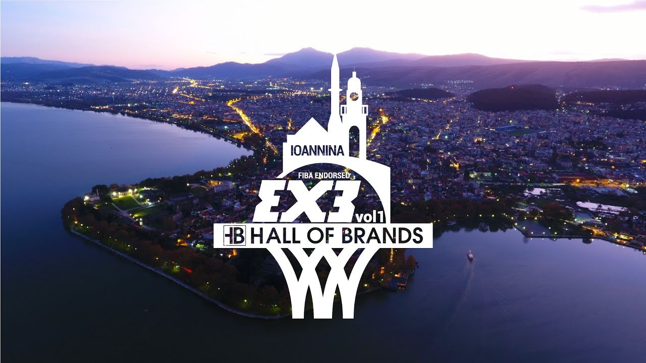 8cc9350e68 3x3 Fiba Endorsed Hall Of Brands Tournament Ioannina vol.1