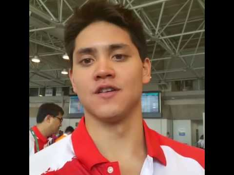 Singapore delights as Schooling beats Phelps in 100m
