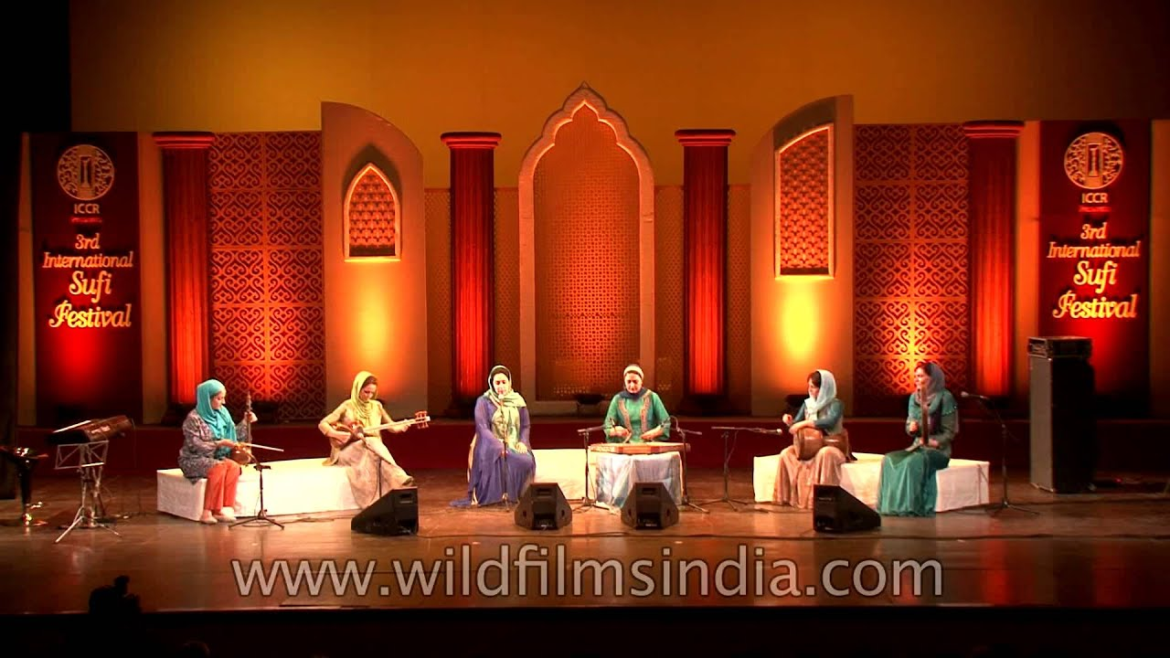 International sufi festival sufi ensemble group youtube for International theme decor