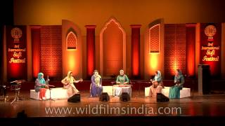 International Sufi Festival: Sufi Ensemble group