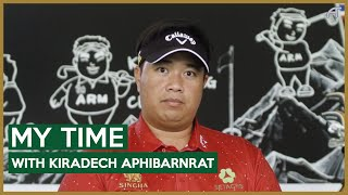 My Time with Kiradech Aphibarnrat   In Partnership with Rolex