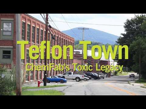 Teflon Town: Chemfab's Toxic Legacy - YouTube