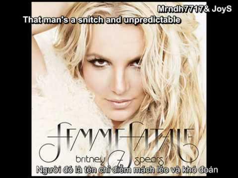 Vietsub Criminal - Britney Spears