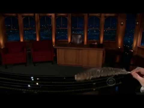 Late Late Show with Craig Ferguson 10/26/2009 Sherri Shepherd, Alex Dryden