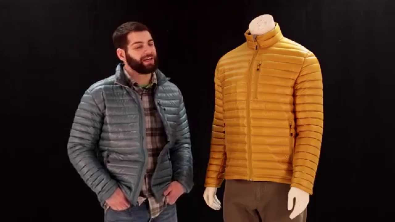 EMS Mens Icarus Down Jacket - YouTube