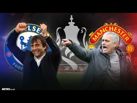 Chelsea vs Manchester United - FA Cup preview