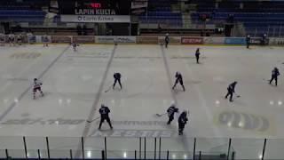 Lappi Areena B-nuorten mestis: Roki - Tuto (Stream 19.3.2017)