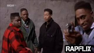 """2PAC - My And Girlfriend (CLIPE) 2017 """" ᴴᴰ RapFlix Favela (Film Juice 92) HipHop Gangster"""