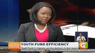 The Business Center: Youth Fund Efficiency
