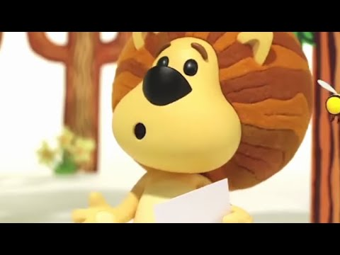 Raa Raa The Noisy Lion Official | 1 HOUR COMPILATION | Cartoon For Kids | Videos For Kids 🦁