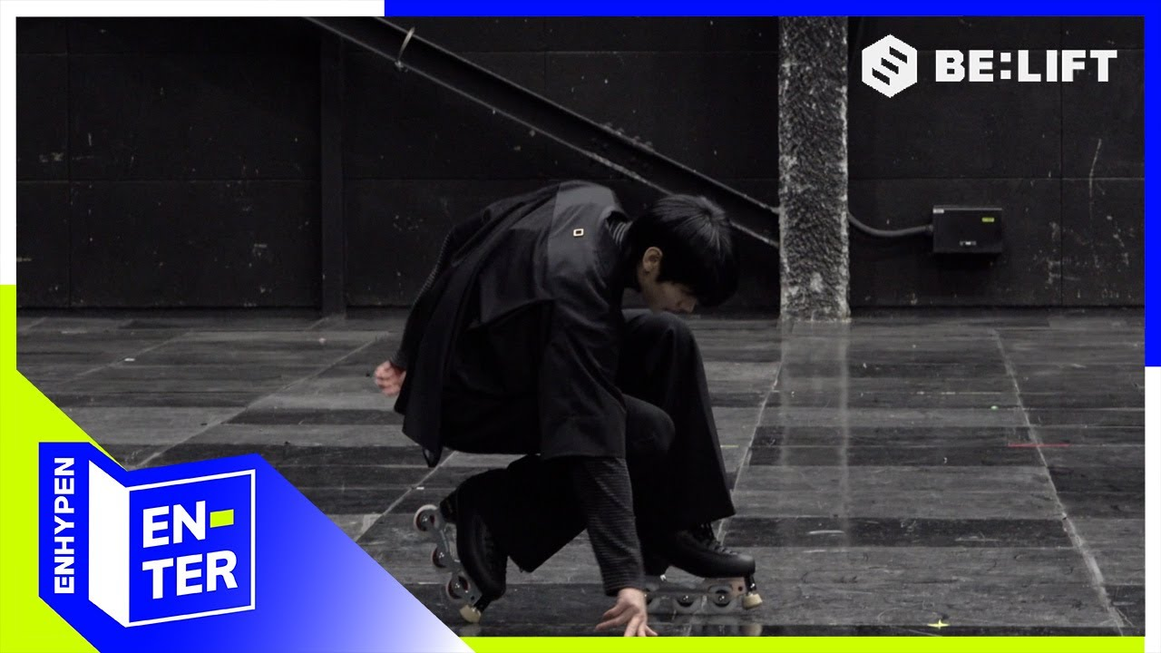 Download [EN-TER key] Roller Skating Practice by SUNGHOON - ENHYPEN (엔하이픈) (ENG/JPN)