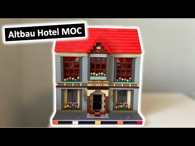 Altbau Hotel MOC - MOC Showcase / Challenge