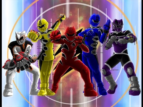 Power Ranger Jungle Fury Theme Song