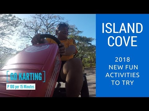 2018 NEW ACTIVITIES AT ISLAND COVE HOTEL and LEISURE PARK KAWIT CAVITE