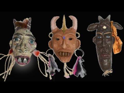 Masque africain CE2 CM2