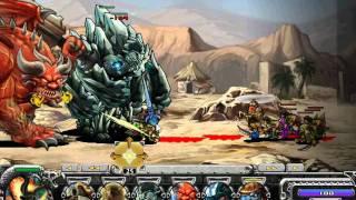 Epic War 5   Extra 6 vs Epic Units